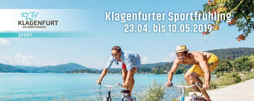 Achtsamkeit beim Klagenfurter Sportfrühling